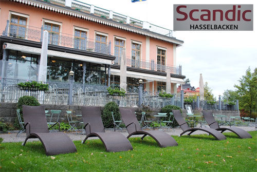 Scandic-Hasselbacken