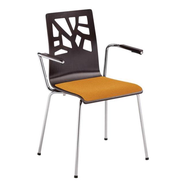 VerandaUteServeringar.se-Konferensstol-Avant-bok-orange_650x650