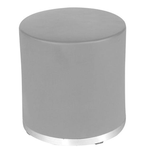 VerandaUteServeringar.se-Tampa-Pall-rund-41×41–grå_650x650