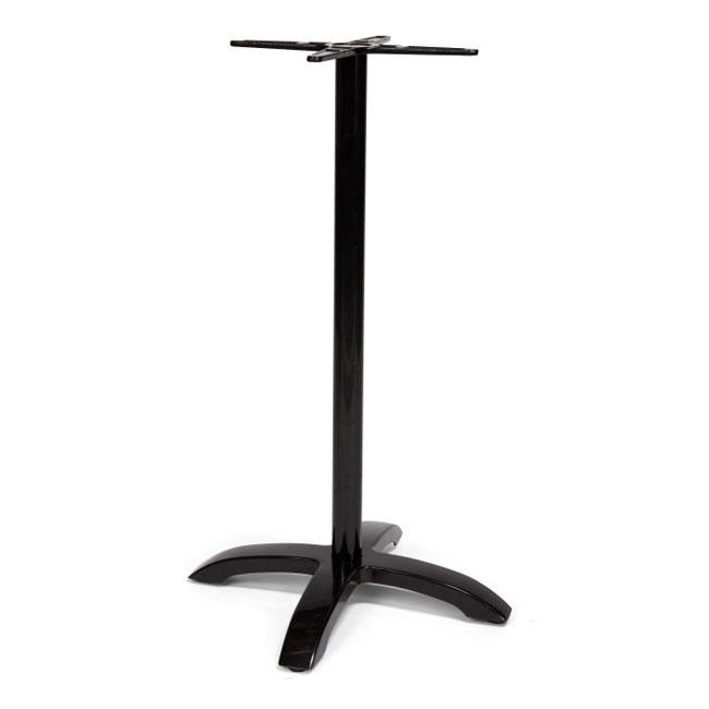 Bordsstativ-110cm,-4-tåig-med-pelare-med-tyngder---svartlackerad-aluminium_w650x650