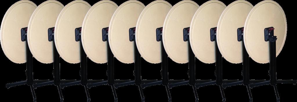 VerandaUteServeringar.se-StableTable-Stativ-FlipTop-svart-med-bordsskiva-x10-rad