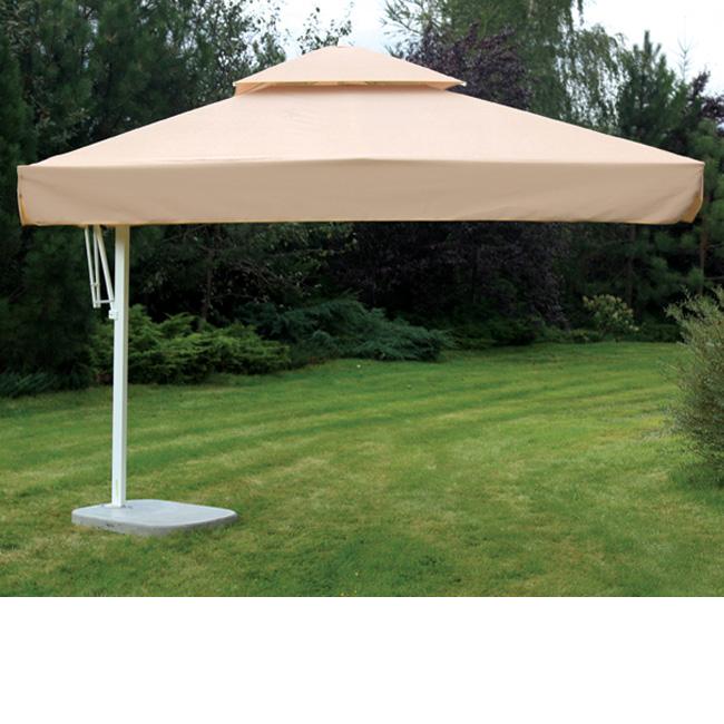 VerandaUteServingar.se_Cleo-parasoll-sidhängd-3x3m-miljö