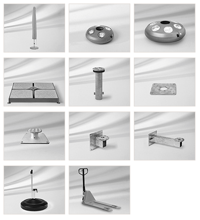 parasoll glatz sombrano s. Black Bedroom Furniture Sets. Home Design Ideas