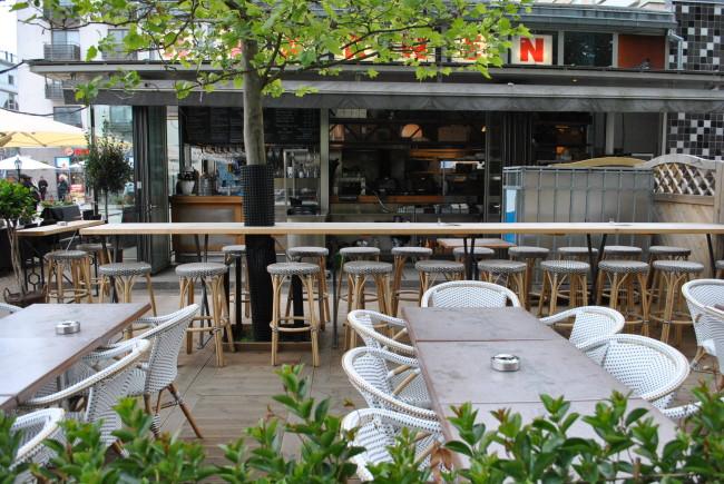 Kvarnen på Medborgarplatsen i Stockholm