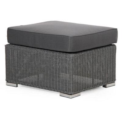 veranda.se-Brookline-lounge-fotpall-grå-med-dyna_650x650