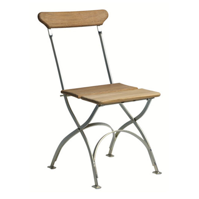 veranda.se-Bryggeri-stol-obehandlat-teak-elförzinkat-stativ_w650x650