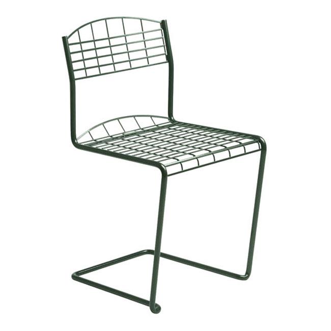 veranda.se-High-tech-Stol-mörkgrön