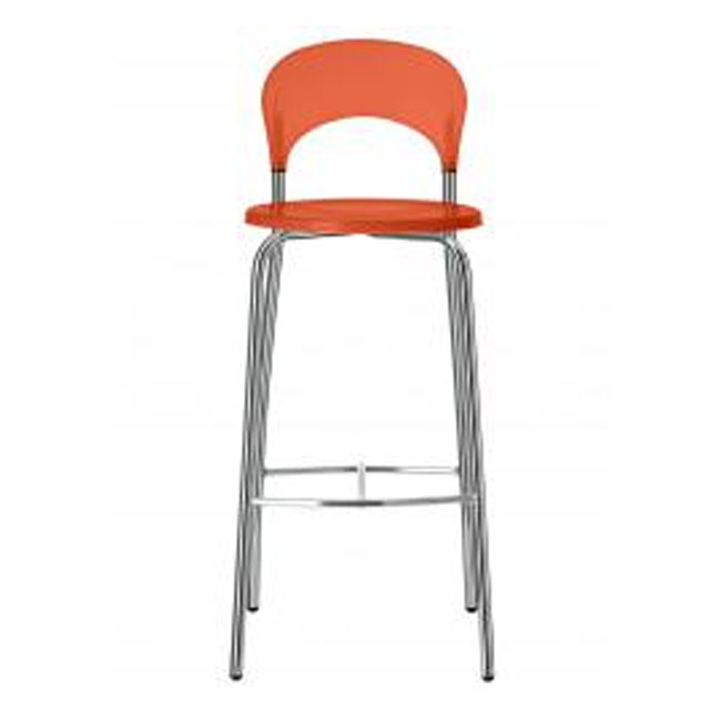veranda.se-Sandy-Barstol-orange-aluminium-polypropylen_w650x650