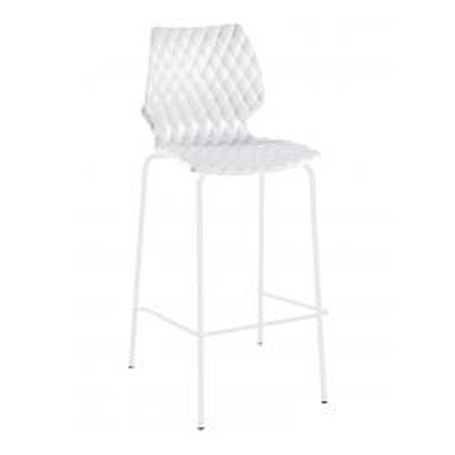 veranda.se-Uni-Barstol-vit-stålrör-polypropylen_w650x650