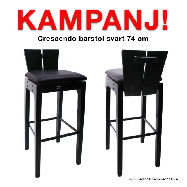 veranda.se-Crescendo barstol kampanj
